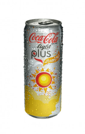 Coke light plus